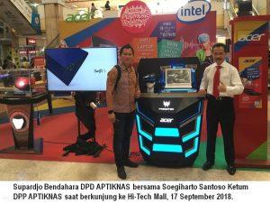 Soroti Polemik Hi Tech Mall Surabaya Aptiknas Jatim Siap Berkontribusi